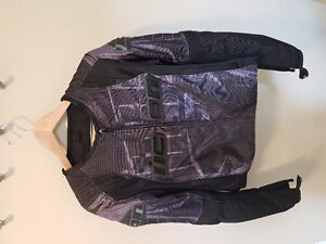 Womens size medium motorcycle jacket