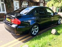 BMW 320d EfficientDynamics 2011 lovelycar fsh,showroom condition AA/rac welcome,p-ex welcome