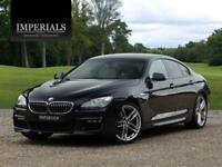 2014 BMW 6 SERIES GRAN COUPE 3.0 640d M Sport Gran Coupe 4dr Saloon Diesel Autom