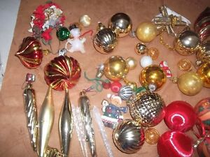 Christmas Tree Ornaments (pink tones) London Ontario image 2