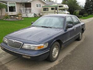 1995 Mercury Grand Marquis Sedan