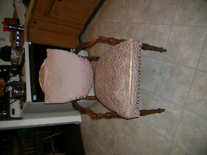 Vintage Antique  Arm Chair  . needs Uphostering Kitchener / Waterloo Kitchener Area image 2
