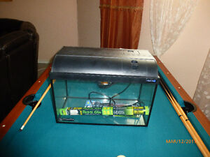 fish and reptile tank for sale