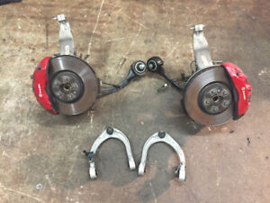 2016 Land Rover Range Rover Sport SC Front Brakes/Suspension