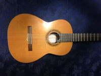 Classical Guitar for sale built by Greg Byers