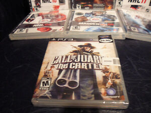7 SONY PS3 GAMES West Island Greater Montréal image 2