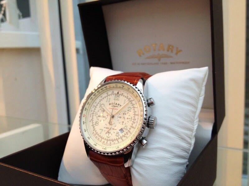 Rotary Chrono Watch