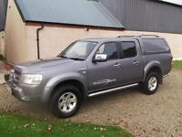 Ford Ranger 2.5TDCi ( 143PS ) 4x4 XLT Thunder Double Cab, Storry 4x4