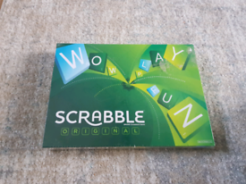 Scrabble Original Board Game - Brand New