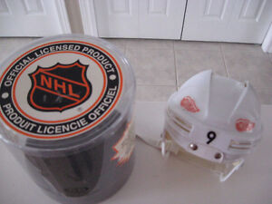 Detroit Red Wings Collector Mini Helmet