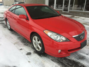 2004 TOYOTA SOLARA - 100K Only - Safety option avaiable