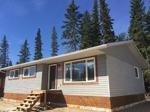 More Progress Pics-Candle Lake Cabin Complete Reno-Only $197,500