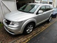 Dodge Journey Crd Sxt 7 seater satnav low mileage DIESEL MANUAL 2010/60