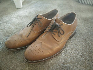 Banana Republic brogue dress shoes