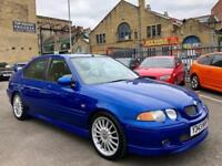 2001 MG ZS 2.5 180 Saloon 4dr Petrol Manual (227 g/km, 175 bhp)
