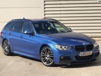 2013 BMW 330d M Sport 3.0TD Estate Touring Auto**HUGE SPEC** XENONS**SAT NAV