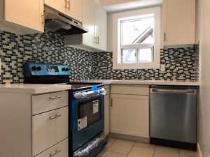 LARGE 2 BEDROOM RENOVATED UNIT - COLLEGE AND DOVERCOURT