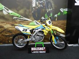 Suzuki RMZ 450 Motocross bike Very clean example must see!!!!