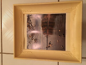 Selling Framed duck picture