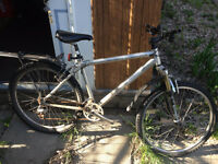 diamondback mountain bike with marzocchi bomber shock