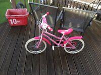 Girls 14# bike