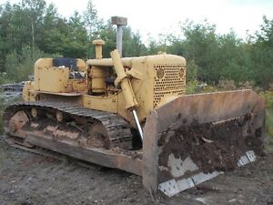 Allis Chalmers HD11 Bulldozer  Solid old machine  $10,000 or pos