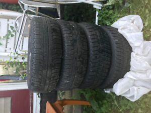 215/65R 16 winter tires for sale!