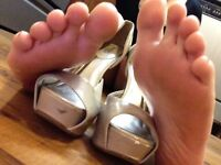 Extremely Well Worn Women's Heels