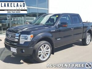2013 Ford F-150 Limited  - sk tax paid - 1 Tax Unit - $271.74 B/