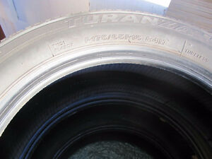 Set of Four, 175/65 R 15, M & S, Bridgestone Tires,Lots of tread Prince George British Columbia image 8