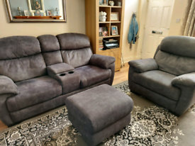 Sofology Sofa, Chair & Storage Pouffe