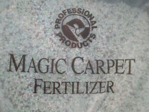 magic carpet fertilizer