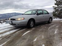 Ford contour runs great 1800 obo or trade
