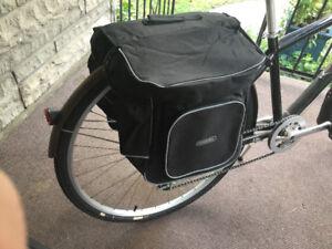Belle sacoche arrière pour vélo, produit neuf