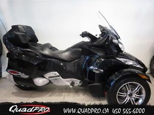 2011 Can-Am SPYDER RT-S SE5 76,69$/SEMAINE