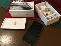 iPhone 4S, Black, 16GB-Model A1387 - Great Christmas Gift / Toy