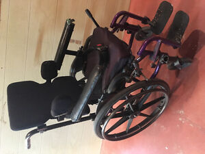 Youth wheelchair