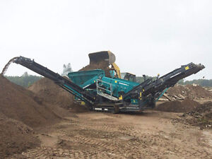 Powerscreen Warrior 800 Screener - New and Used - Sale or Rent
