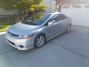 2008 Honda Civic EX-L Coupe (2 door)