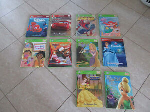 Leap Frog Tag books ($5 per book)