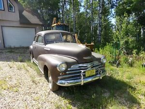 1947 chev coupe