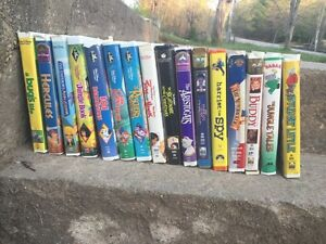 Disney and other VHS DVD Wii