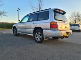 Subaru JDM IMPORT FORESTER 250HP Turbo