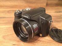 LUMIX DMC-FZ18 Camera