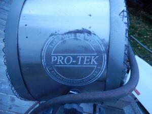 Pro Tek Pneumatic Fan
