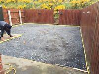Concrete work flooring/ driveways/ sheds/ garage