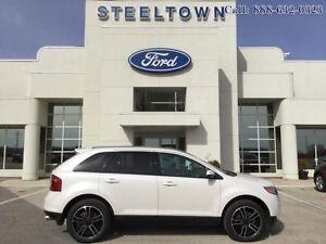 2014 Ford Edge SPORT APPERANCE AWD LEATHER/MOON   - $168.66 B/W