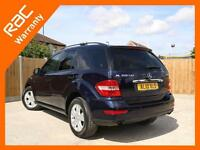 2010 Mercedes-Benz M Class ML350 CDI Turbo Diesel Blue Efficiency SE 7G-Tronic A