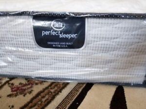 Thick Serta Perfect Sleeper Firm New King bed