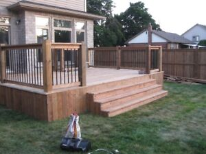 Todds Deck and Fence. Cheap cash rates with over 30 years exp.